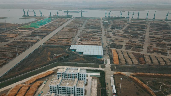 Xinminzhou Port